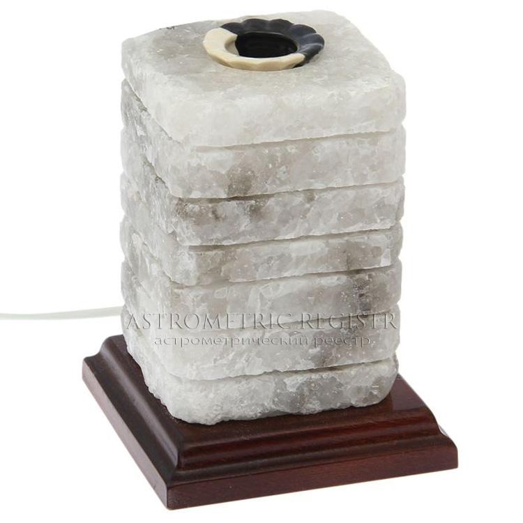 Лампа из соли Пятый Элемент классический