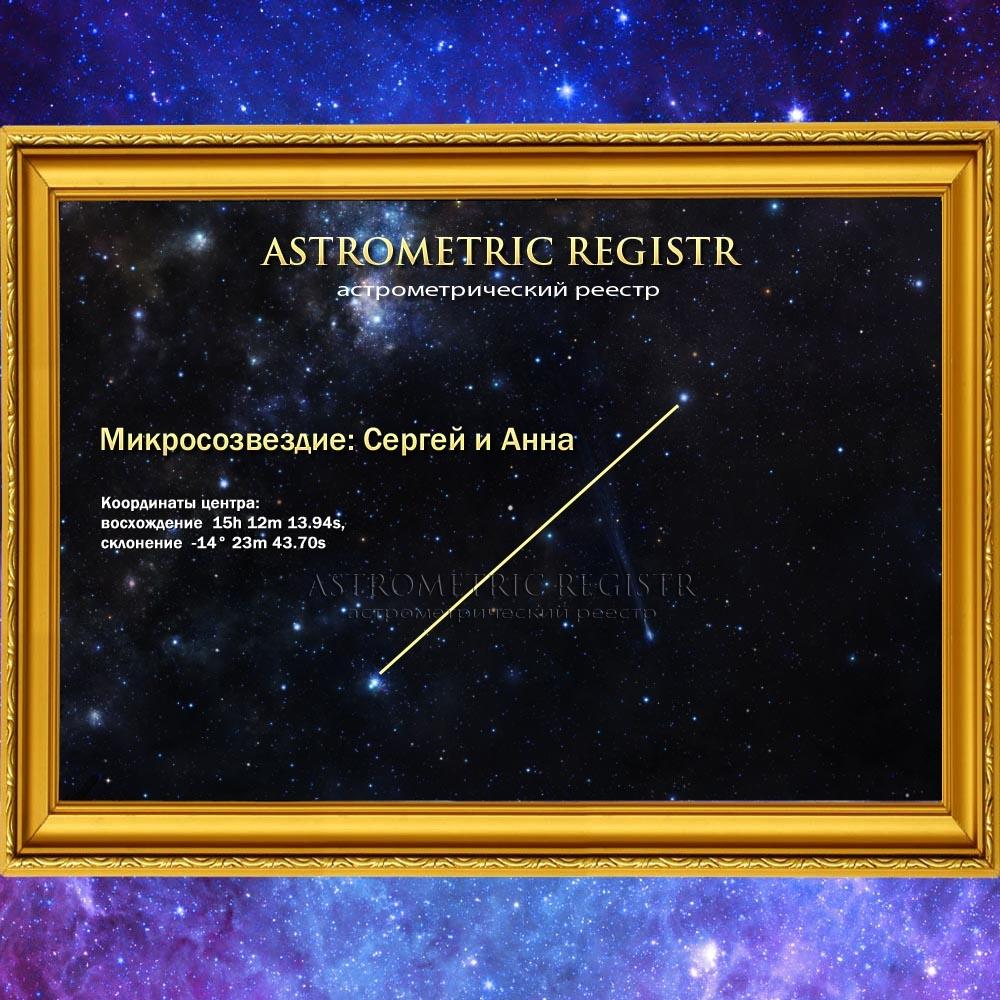 Фотография микросозвездия