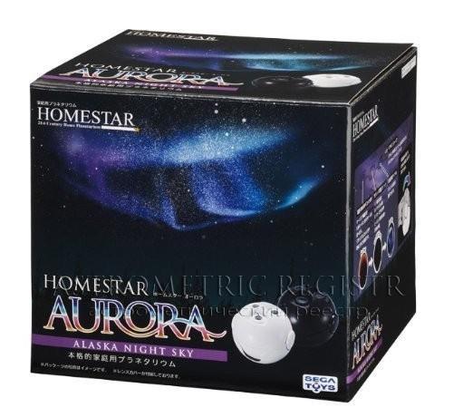 Планетарий HomeStar Aurora Alaska (белый)