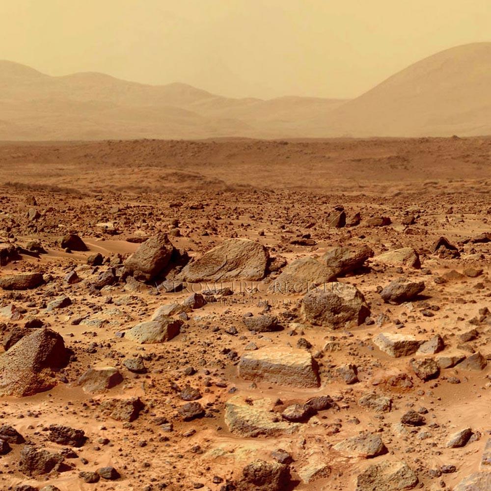 Купить участок на Марсе