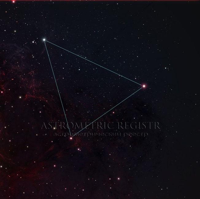 Микросозвездия звезд 12-15 величины
