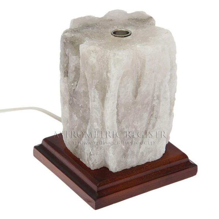Лампа из соли Астро Пятый Элемент круглый