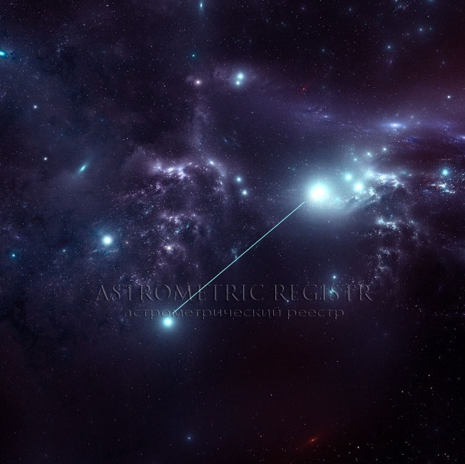 Микросозвездия звезд 6-9 величины
